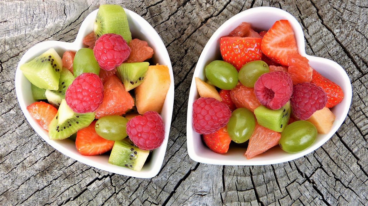 Gesunde Ernährung Obst